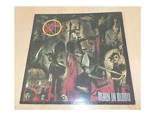 Slayer - Reign In Blood - LP OIS - German Press 1986