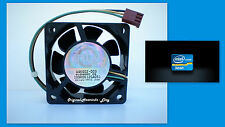 Intel Xeon 55mm x 25 mm Fan for Socket 603-604 Heatsink 400 533 FSB CPU's - New