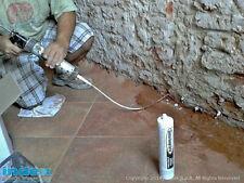 Barriera chimica INDEX Deumisal nanogel per umidità di risalita risanamento muri