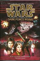 Star Wars: Dark Force Rising - Hardcover By Timothy Zahn - VERY GOOD