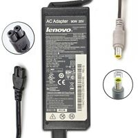 Genuine Lenovo ThinkPad Laptop AC Charger Power Adapter 90W 20V 4.5A