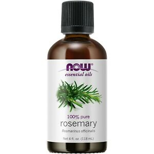 Now Foods ROSEMARY OIL 4 OZ Made in USA FREE SHIPPING