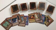 Yugioh Trading Cards X 210 Bundle YU-GI-OH Game Cards Job Lot