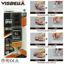 Hot Epoxy Resin AB Glue Extra Strong Adhesive Super Hardener For Plastic Wood