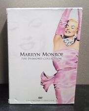 Marilyn Monroe: The Diamond Collection - 6 Films (DVD)  w/Outer Box    LIKE NEW