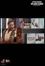 Hot Toys MMS477 Star Wars The Revenge of the Sith Obi-Wan Kenobi 1:6 Figura Norm