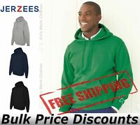 JERZEES Mens NuBlend Tall Size Hooded Sweatshirt 996MT up to 3XT