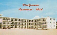 Windjammer Apartment Motel in Ocean City MD OLD
