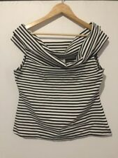 Witchery Women's Striped Regular Size Tops for Women