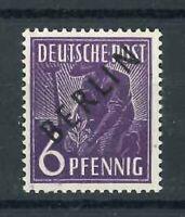 Berlin Michel-Nr. 2 x dickes Papier ** postfrisch - signiert Richter - Mi. 50,-