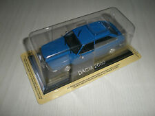 Modelcar 1:43  Legendary Cars  DACIA 2000