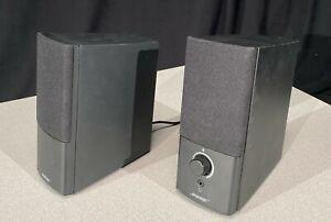 Bose Companion 2 Series III Multimedia Speaker System - lightly used