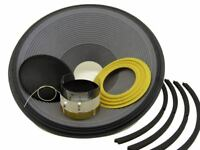 """SS Audio Speaker Repair Recone Kit for JBL 2241G 18"""" Subwoofer Bass Woofer 4 Ohm"""