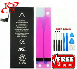 New For Apple iPhone 7 Internal Flex Cable Battery Replacement 1960mAh + Tool