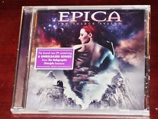 Epica: The Solace System EP CD 2017 Nuclear Blast Records USA NB 4015-2 NEW