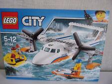 Lego 60164 - City Coast Guard Hydravion sauvetage