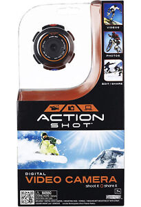 """Action Shot Digital Video Camera """"BRAND NEW"""" Sealed, Never Opened"""