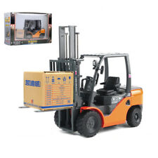 KDW 1:20 Scale Diecast Forklift Truck Construction Vehicle Car Model Toy G Scale