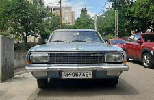 Opel Admiral A 2,6L 1965 Teilrestaurierter Wagen mit Deutsche Kraftfahrzeugbrief