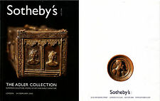 CATALOGUE Vente SOTHEBY'S : The Adler Collection - London 24 February 2005