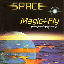 SPACE Didier MAROUANI  Roland ROMANELLI Magic fly 2-Track cardsl CD SINGLE NEW