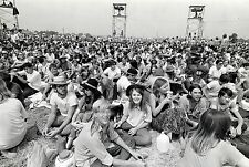 WOODSTOCK 1969  8X10 PHOTO #481