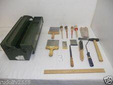 Werkzeugkiste Maler mit Werkzeug Kiste ex BW Bundeswehr 3