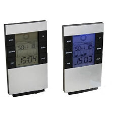 Hot Digital Lcd Display Thermometer Hygrometer Weather Temperature Monitor