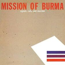Mission Of Burma - Signals, Calls And Marches (NEW CD)