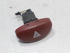PEUGEOT 206 CC 2 NFU (00-06) Schalter Warnblinker Warnblinkanlage #50240-B335
