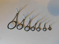 Alps Xytcg Spinning guides, 7 pc.set rod building+repair