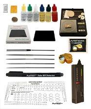 Gold/Silver Acid Testing Kit + Electronic Diamond GemstoneTester + Digital Scale