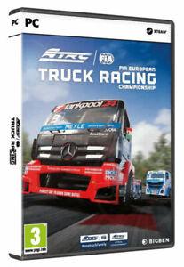 FIA European Truck Racing Championship PC * STEAM KEY ONLY + CASE ~ NO CD * sc