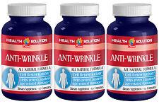 Vitamin E-ANTI WRINKLE ADVANCED NATURAL FORMULA-Vitamin D anti-aging benefits-3B