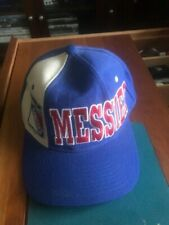 Vintage Mark Messier New York Rangers Starter Hat Official NHL Licensed