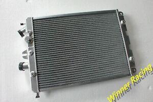 Aluminum Radiator Fit Ferrari 360 3.6L w/ Sensor hole 2000-2006 Right Side