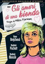 Gli amori di una bionda (1965) A&R DVD *NUOVO*