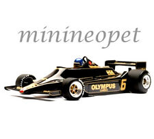 MINICHAMPS 100780006 F1 LOTUS FORD 79 1978 1/18 DIECAST MODEL RONNIE PETERSON #6