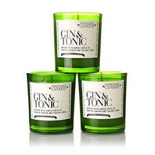 Vineyard velas Gin & Tónico caso de tiro