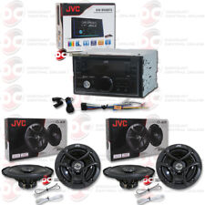 JVC KW-R930BTS 2DIN CAR CD MP3 RADIO PANDORA CONTROL PLUS 4 x 6.5