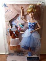 Disney Store Classic Doll Cinderella Ballerina with Extra Dress Ballet  Princess