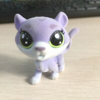 "rare Littlest Pet Shop LPS loving dog Cloud Cove pet 2"" puppy figure cute toy"