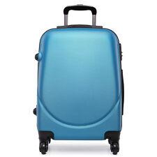 Travel Luggage Cabin Hard shell 4 Wheel Trolley Hand Luggage Suitcase 20''