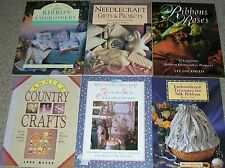 Hobbies, Crafts Mixed Lot Books