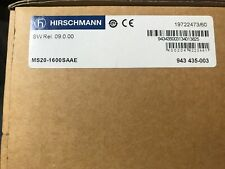 Hirschmann MS20-1600SAAE Switch Backplane New