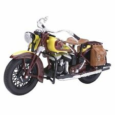 Indian 1934 Sport Scout Motorcycle Die Cast Scale Model