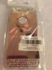 iPhone Cover Luxury Charm Crystal Rhinestone Diamond Glitter Mirror 6+6s