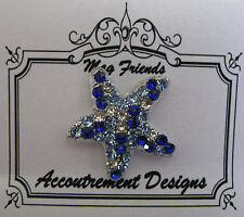 Accoutrement Designs Blue Starfish Needle Minder Magnet