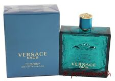 Versace Eros By Versace 6.7oz/200 ml. Edt Spray For Men New In Box