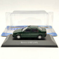 IXO Renault 19 RT 1995 Argentina Modern Cars Green Diecast Models Limited 1/43